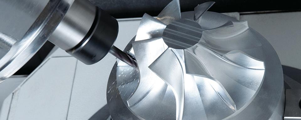 CNC Aluminum Machining 02