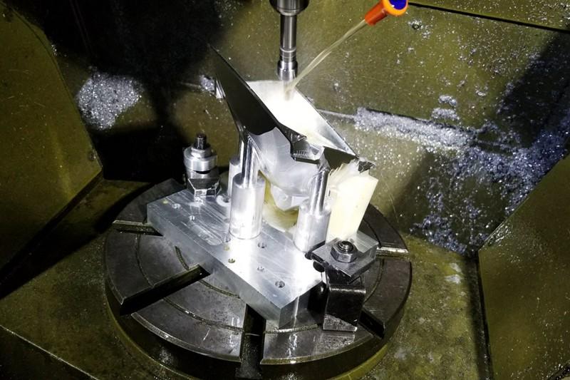 CNC Aluminum Machining CreateProto 05