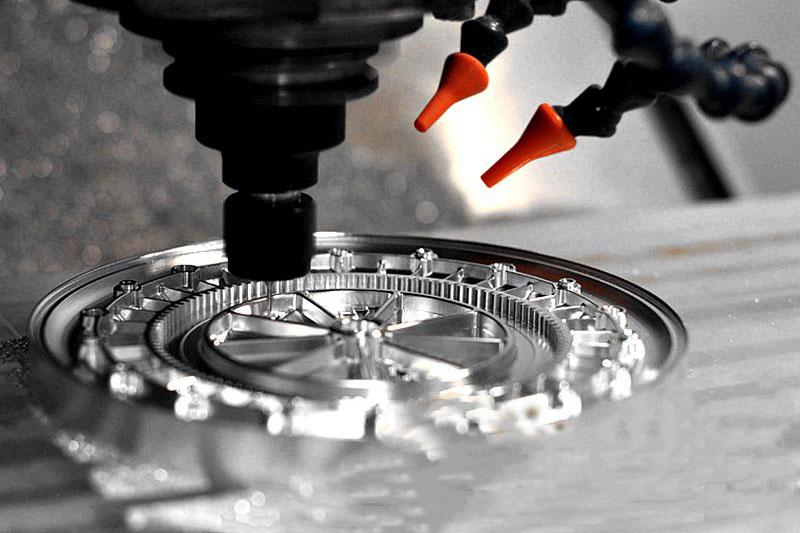 CNC Prototype machining 7
