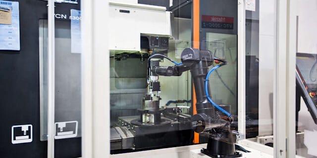 CNC technology 3