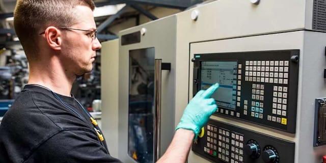 CNC technology 5