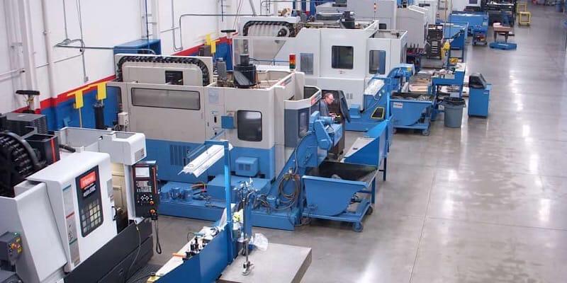 CNC technology feature
