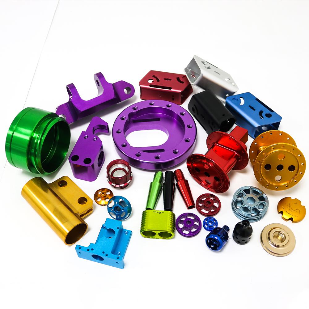cnc aluminum parts 6-16